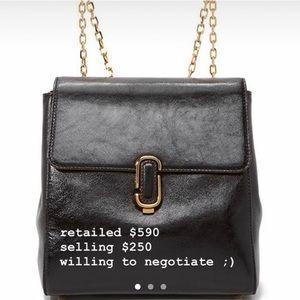 Marc Jacobs Backpack turned Satchel! Save $400